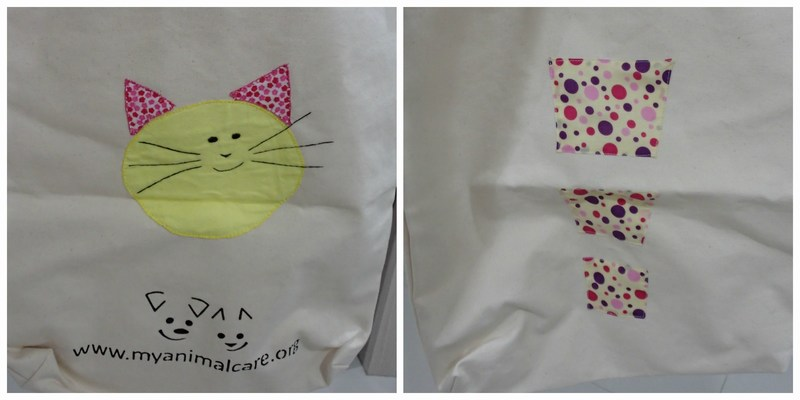 mini-cat bag