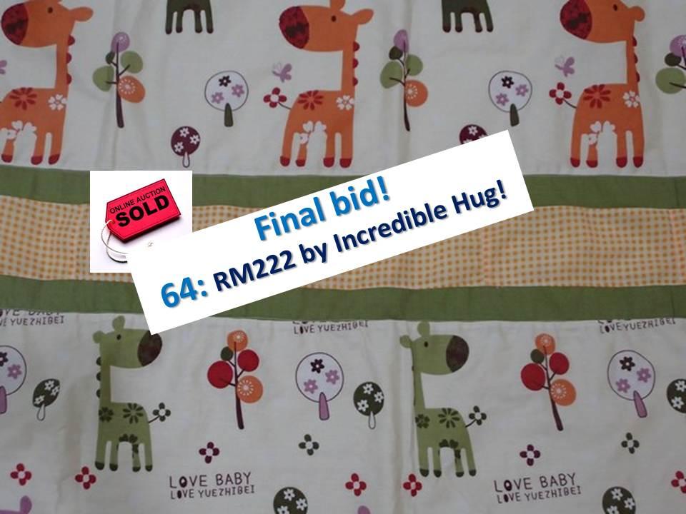 64 Incredible Hug RM222
